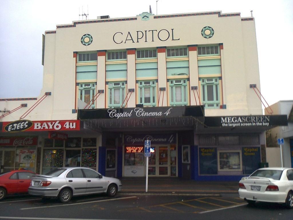 CAPITOL CINEMA 4 TE PUKE - PHOTO/ROSEMARY BALU