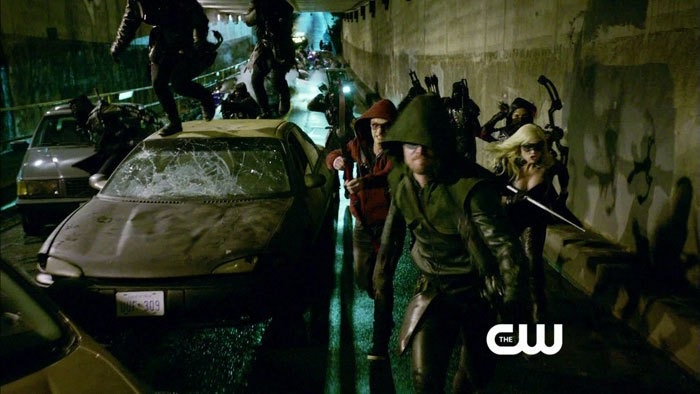 Arrow Season 3 Finale My Name Is Oliver Queen Review