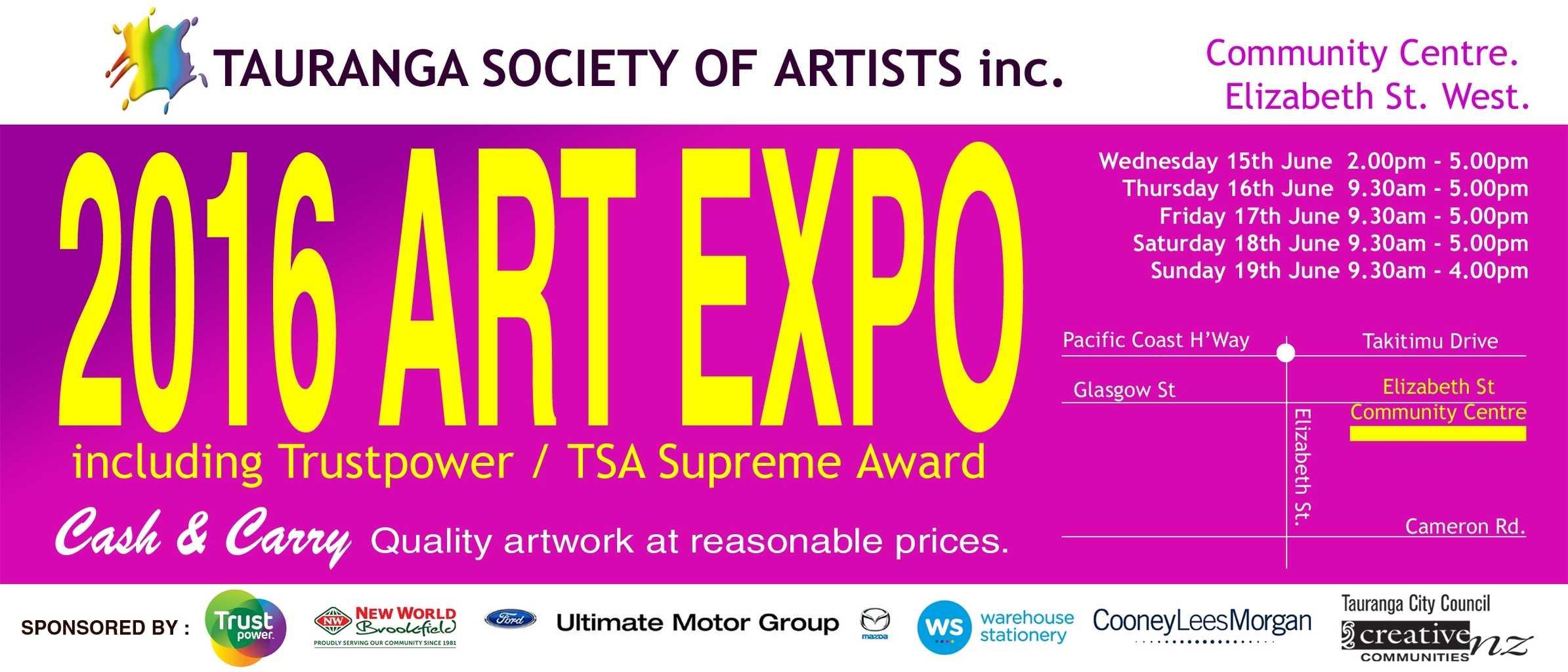 Another fabulous cash & carry art sale