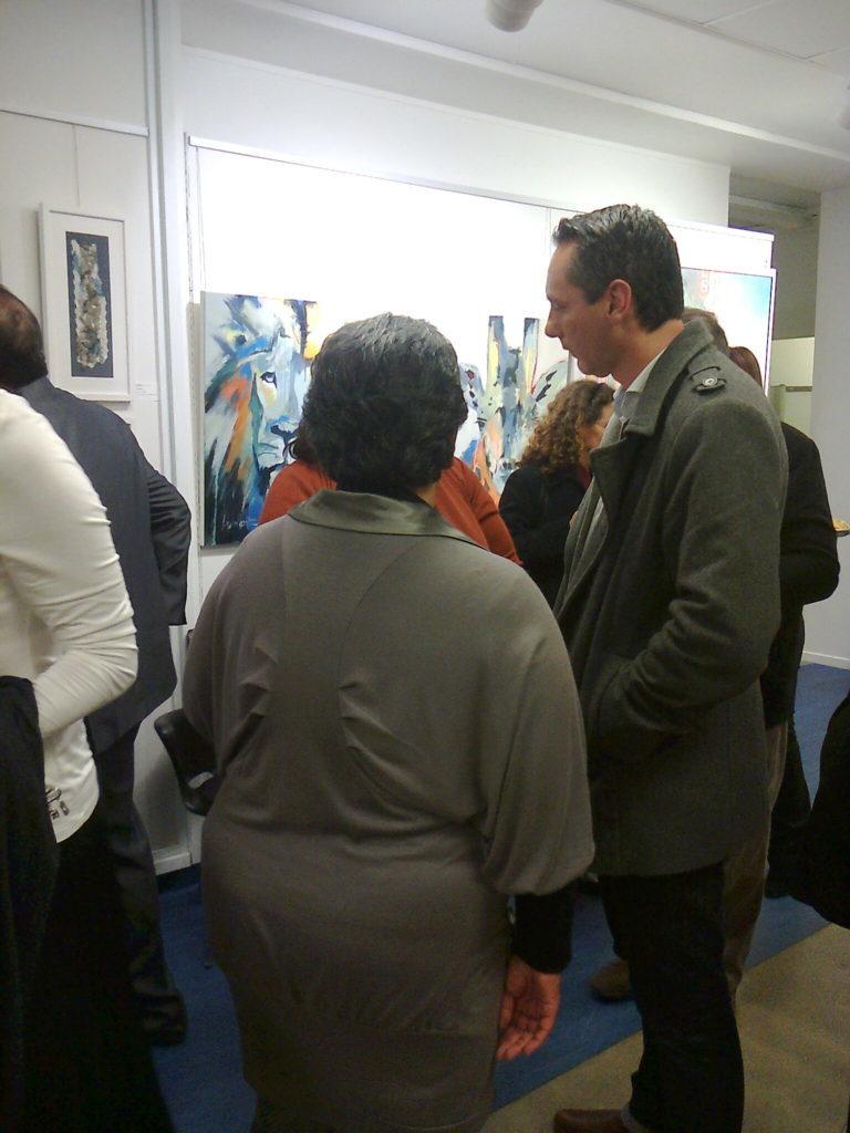Tauranga Art Gallery Director Karl Chitham