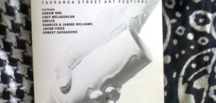 Paradox brings street art to Downtown Tauranga