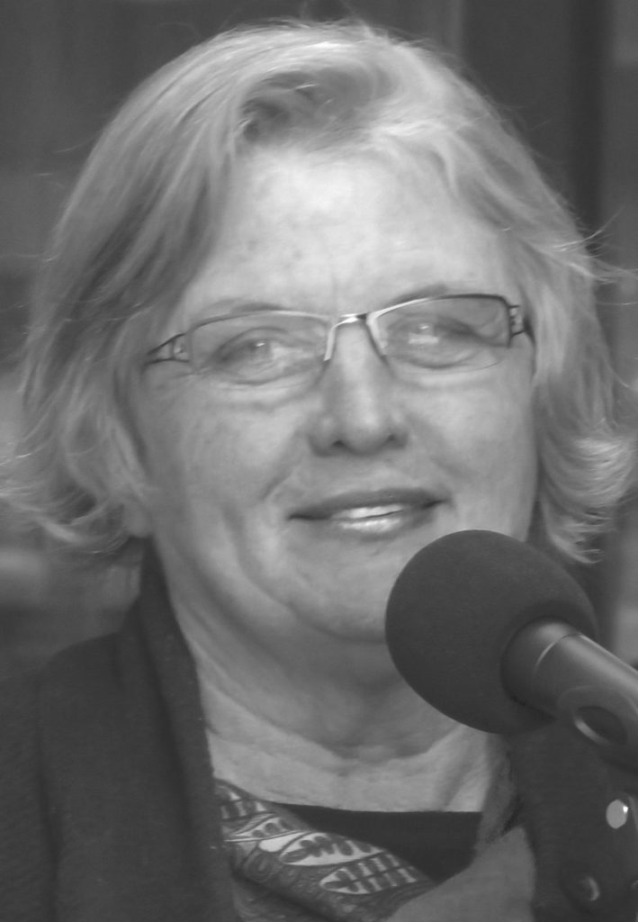 Poet and Councillor Tauranga's Catherine Stewart