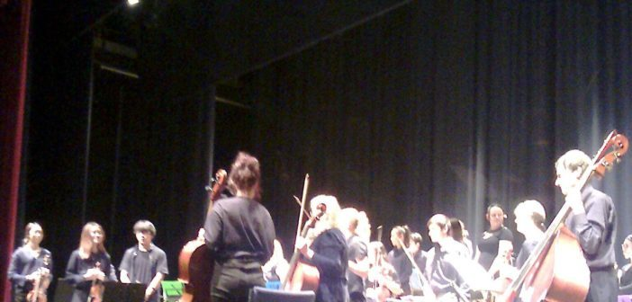 Youth Philharmonic Tauranga Part II: inspirational conductor Justus Rozemond