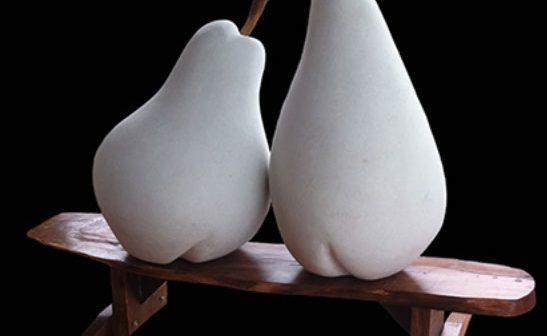 Sculpture Being 'Laid' in Katikati:  an article by Birgitt Shannon