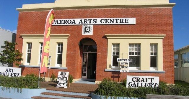 Paeroa Society of Arts Annual Members' Exhibition