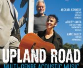 uPflash:  Upland Road plays for the Affordable Art & Artisan Fair