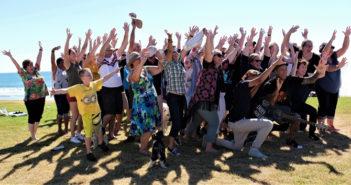 No Place like home: Deaf Aotearoa NZ Flash Mob!