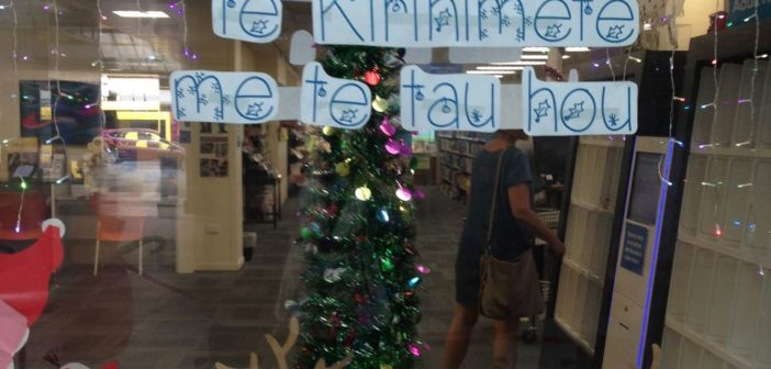 Closed for the holidays: local libraries (sigh)